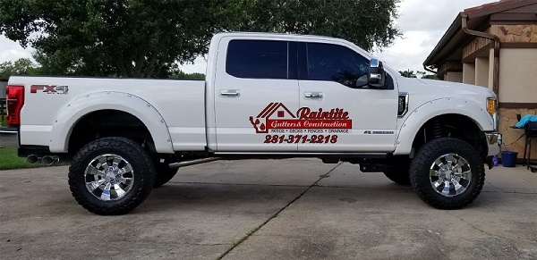 Vehicle Graphics by Same Day Banners Houston